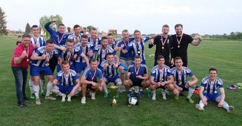 W finale Pucharu Polski na szczeblu okręgu Jarosław, Sokół...