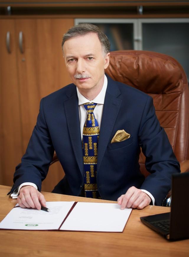 Piotr Regiec, dyrektor wrocławskiego oddziału Agencji Nieruchomości Rolnych