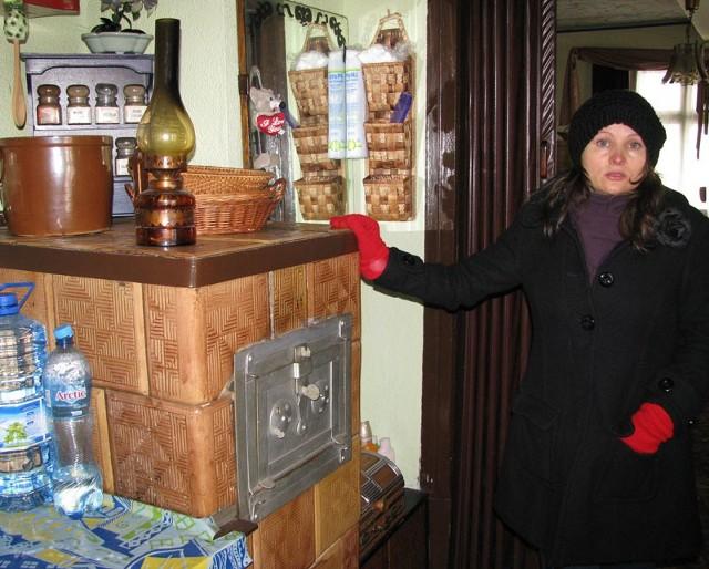 Małgorzata Kmiecik wyjechała czasowo do Anglii, ale swoją przyszłość chce związać z Leskiem.