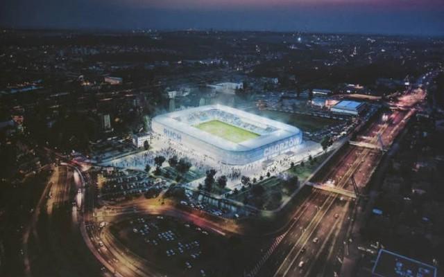 W ostatnich latach piłkarska infrastruktura w Polsce rozwijała się w naprawdę dużym tempie. A to jeszcze nie koniec. W kilku miastach trwają prace budowlane bądź też inwestycje są w fazie projektowania. Zobacz piłkarskie areny, które powstaną w najbliższym czasie w Polsce.