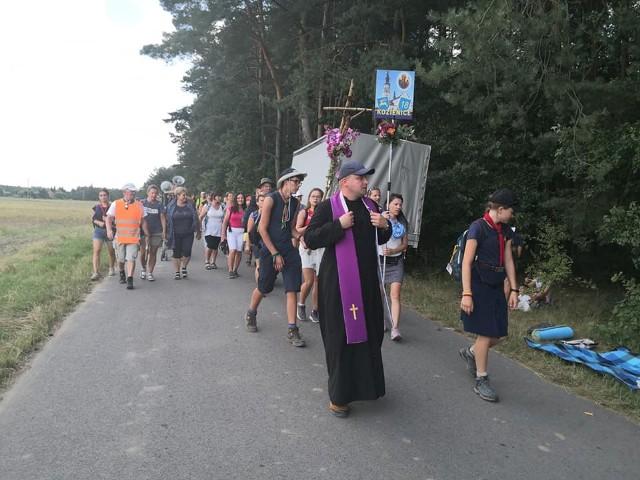 Pielgrzymka z Kozienic na Jasną Górę.