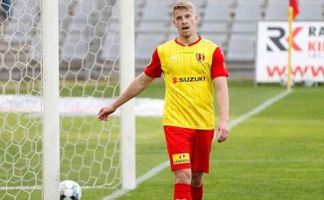 Korona Kielce zremisowała z Widzewem Łódź 1:1. Bramkę dla gospodarzy zdobył Jacek Podgórski.