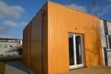 Najmniejszy dom niskoenergetyczny w Polsce powstał na Pomorzu. Ma 50 metrów kwadratowych powierzchni