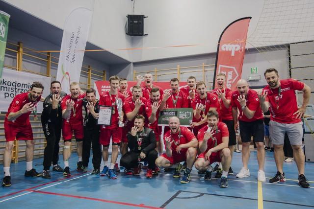 Piłkarze ręczni Politechniki Opolskiej zostali najlepszą akademicką drużyną w Polsce.