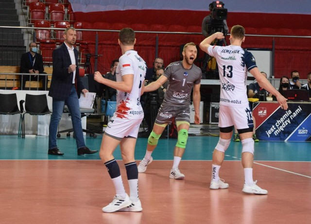 Grupa Azoty ZAKSA Kędzierzyn-Koźle zagra w finale Pucharu Polski w Krakowie