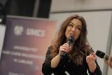 Spotkanie z Beatą Tadlą na UMCS. Mówiła o autoprezentacji i dążeniu do wyznaczonych celów