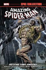 """""""Amazing Spider-Man Epic Collection. Ostatnie łowy Kravena"""". Wielka gratka dla kolekcjonerów, to klasyka a najlepszym wydaniu [RECENZJA]"""