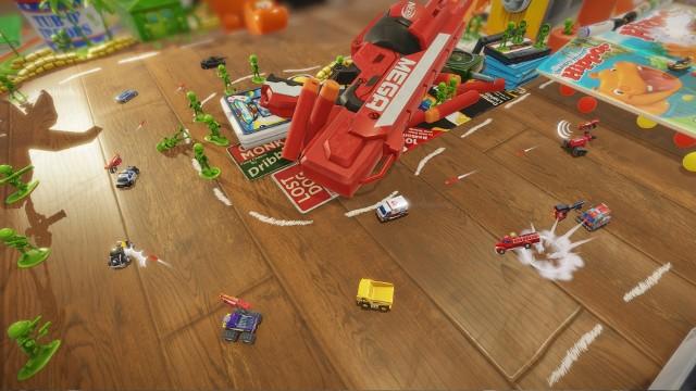 Micro Machines World SeriesMicro Machines World Series