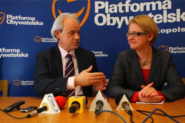 Wielkopolska Platforma Obywatelska podsumowała wyniku wyborów do Parlamentu Europejskiego. Z jej list mandat zdobyła Agnieszka Kozłowska-Rajewicz i Adam Szejnfeld.