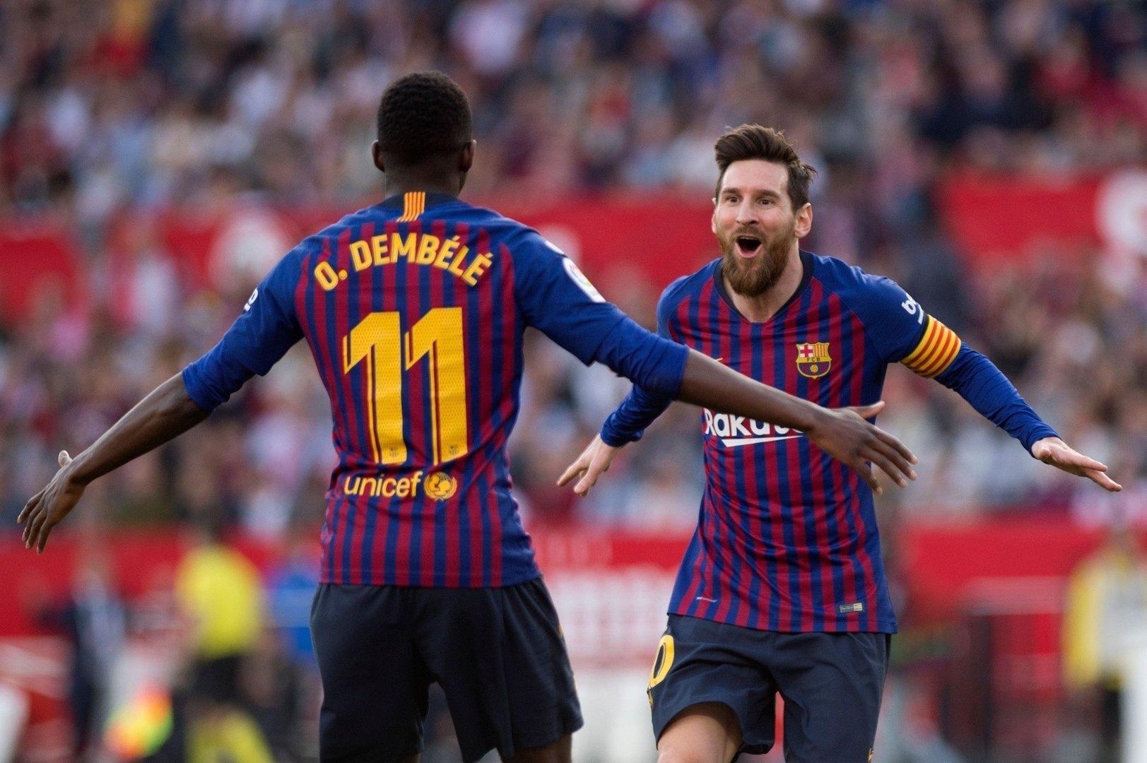 b61946192 Mecz FC Barcelona - Liverpool. Spotkanie odbędzie się 1 maja 2019 na Camp  Nou.