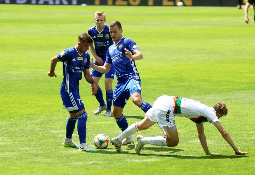 Miedź Legnica może już się przygotowywać do fazy play-off.