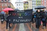 Kobiety nie chcą iść na pasku partii rządzącej. Wyjdą na ulicę w Chojnicach i Człuchowie