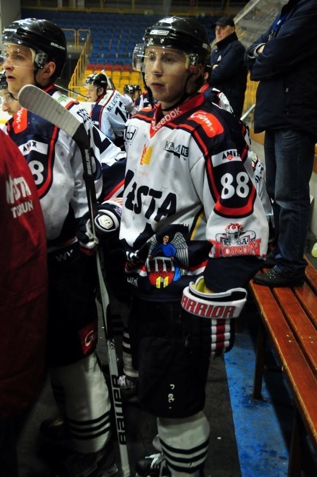 Kamil Kalinowski będzie z pewnością należał do najlepszych strzelców turnieju.