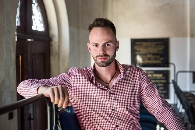 Dariusz Gajny z Bielska-Białej nominowany do nagrody POLIN