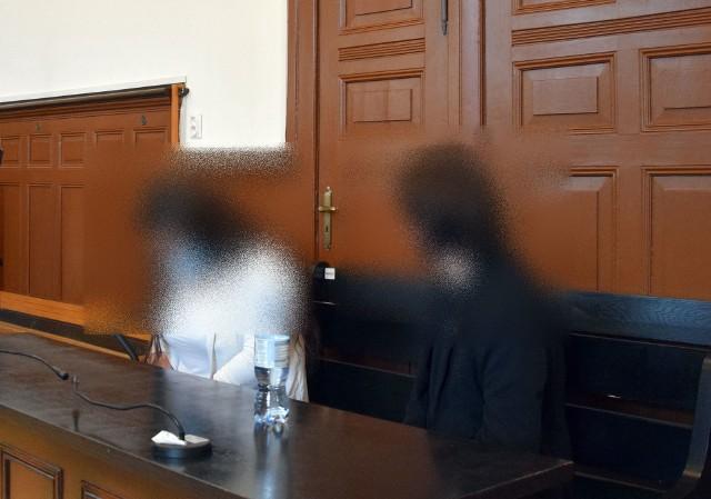 Oskarżeni: Weronika Z. i Adrian Ch.