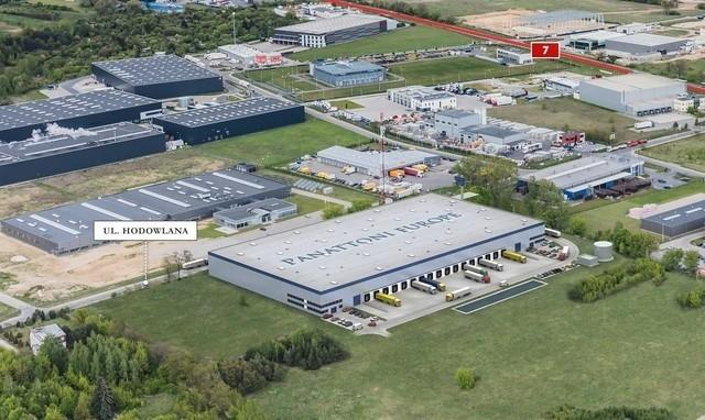Amerykańska firma Panattoni buduje w Radomiu zaawansowany technicznie kompleks produkcyjno-magazynowy.