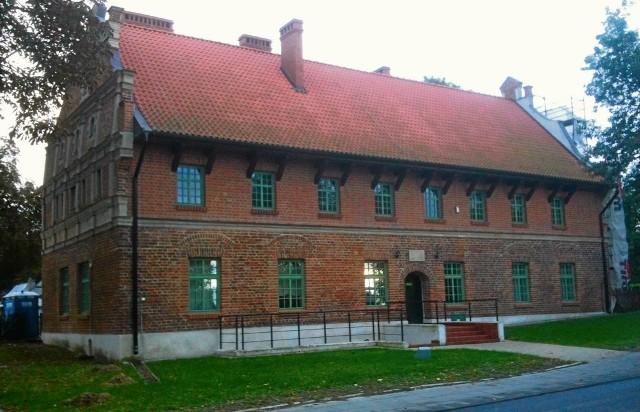 Szpital Jerozolimski w Malborku pomału odzyskuje swój dawny wygląd