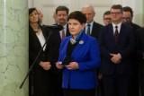 """Beata Szydło kandydatką do Parlamentu Europejskiego? """"Decyzja w najbliższym czasie"""""""