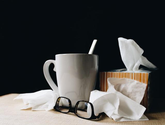 Grypa - zestaw w walce z tą chorobą