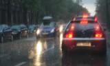 Potężna ulewa w Łodzi [zdjęcia]