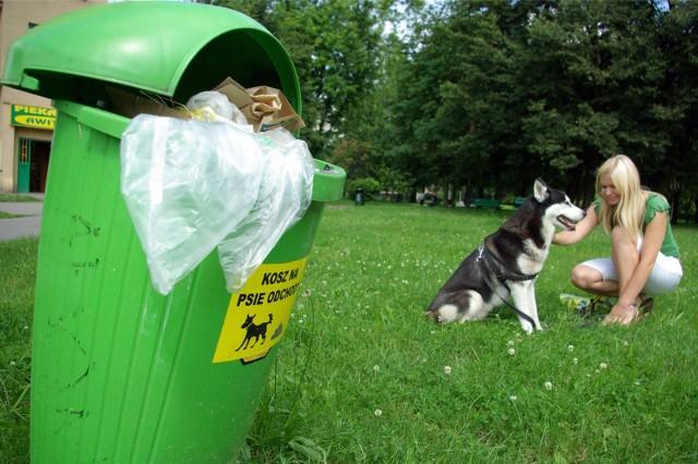 Psie kupy są problemem we wszystkich polskich miastach, nie tylko w Łodzi