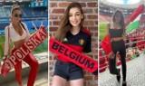 Euro 2020. Piękne fanki na stadionach i w strefach kibica [ZDJĘCIA Z INSTAGRAMA]