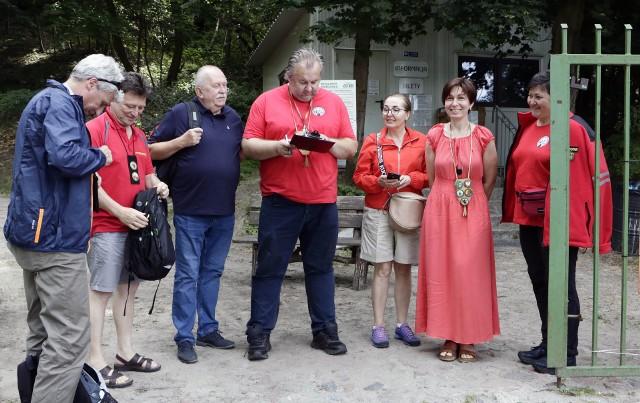Wojewódzkie Obchody Międzynarodowego Dnia Przewodnika Turystycznego odbyły się w sobotę 26 czerwca w Forcie Wielka Księża Góra pod Grudziądzem. Miejsce to ma status prywatnego muzeum.