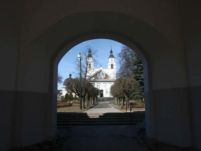 Kościół świętego Antoniego w Sokółce. To tu wierni zobaczą cudowną hostię