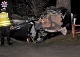 Śmiertelny wypadek w Nowym Świecie w powiecie łukowskim. 25-latek zginął na miejscu