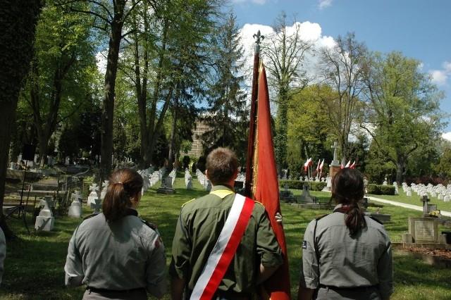 Oddanie odrestaurowanej kwatery żołnierzy w Cieszynie