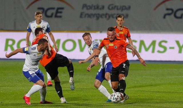GKS Jastrzębie - Chrobry Głogów 0:1 (0:0)