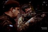 Podlascy terytorialsi szkolili się z brytyjskimi żołnierzami w ramach grupy bojowej NATO (zdjęcia)