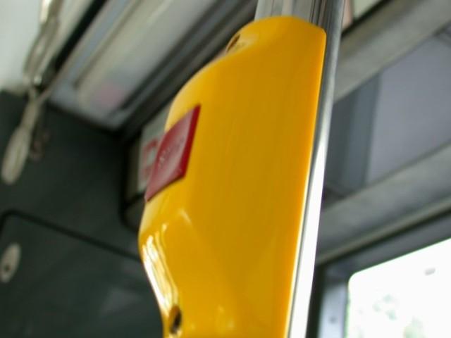 Kolejne uszkodzenie włocławskiego autobusu MPK.