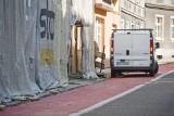 Auta na kontrapasie w Koszalinie mogą stać tylko chwilę