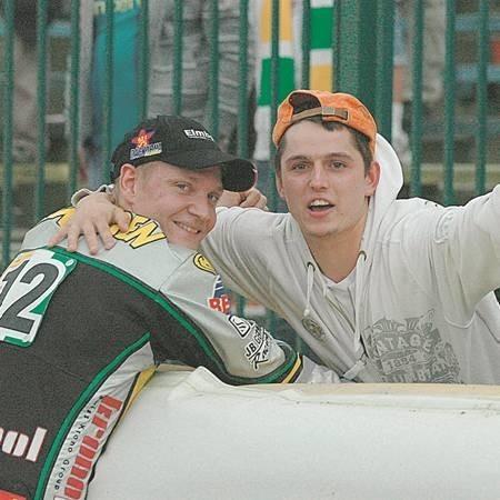 Wojownik Fredrik Lindgren w niedzielę wywalczył dla zespołu z Zielonej Góry 14 punktów plus bonus. I szybko odzyskał zaufanie kibiców.