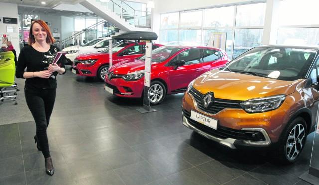 W ofercie salonów sprzedaży znajdują się nowoczesne auta różnej wielkości i typu