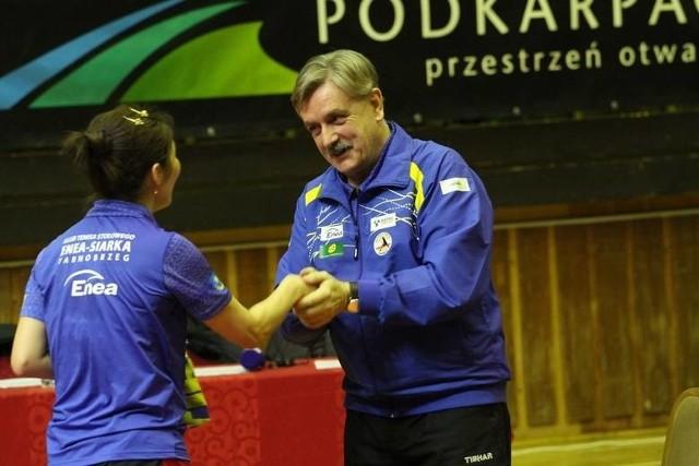 Jednym z organizatorów turnieju jest KTS Enea Siarkopol Tarnobrzeg, którego prezesem i trenerem jest Zbigniew Nęcek
