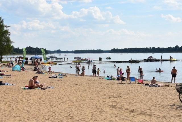 W długi czerwcowy weekend ośrodek w Skorzęcinie odwiedziły tysiące ludzi.