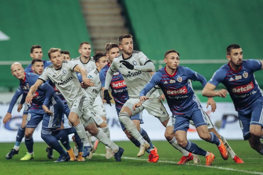 Za nami 14 kolejek PKO BP Ekstraklasy, wszystkie mecze...