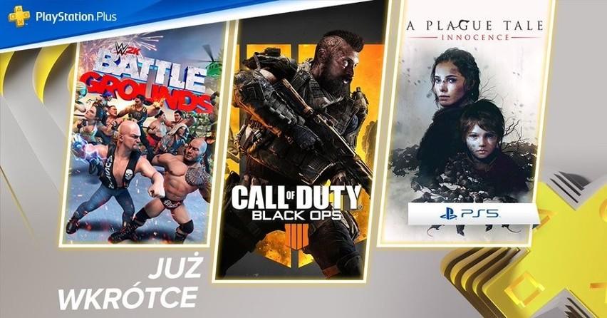 Gry PlayStation Plus lipiec 2021 - gry za darmo [PS PLUS...