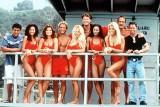 """""""Słoneczny patrol"""", czyli słońce, plaża i piękne kobiety. Jak wyglądają dzisiaj? [ZDJĘCIA]"""