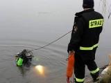 Sielachowskie: Dwie osoby mogły utonąć. Straż pożarna prowadzi poszukiwania