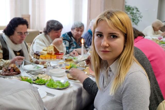 Eleos oraz Bractwo św. Mikołaja przygotowały śniadania wielkanocne w Białymstoku