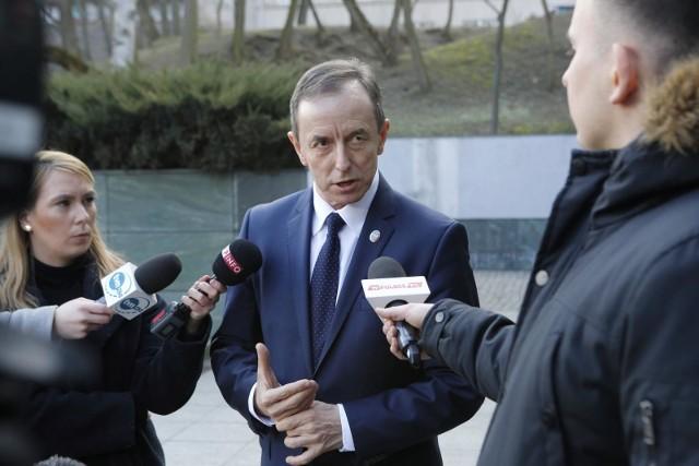 Tomasz Grodzki zaprasza Jarosława Kaczyńskiego do Senatu. Lewica zwołała okrągły stół ws. wyborów prezydenckich