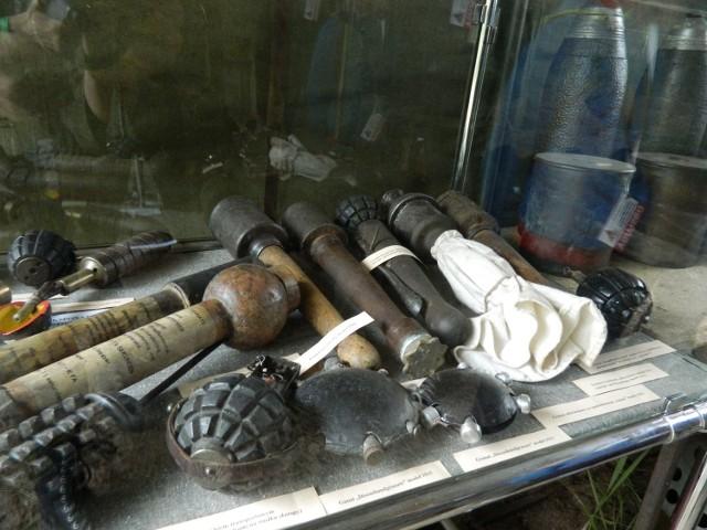 Podlaskie Muzeum Militariów. Cuda militarne na Noc Muzeum w Białymstoku