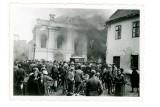 """Tarnów. W listopadzie 1939 roku """"Słońce świeciło  i nie wstydziło się"""", gdy płonęły synagogi [ZDJĘCIA]"""
