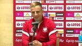 Kamil Grosicki po meczu z Finlandią: Hat-tricka dedykuję mojej żonie, bo obchodzimy 9. rocznicę ślubu