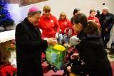 Wrocław: Caritas rozdała paczki dla dzieci i najuboższych