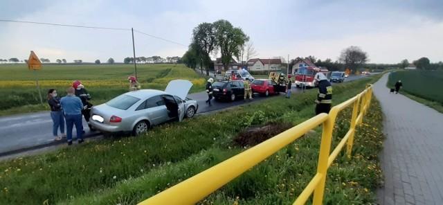 W minione dni strażacy wyjeżdżali do wypadków, samochodów, które płonęły oraz do kobiety, która złamała nogę