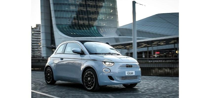 Nowy Fiat 500. W pełni elektryczny Fiat